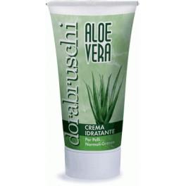 Crema hidratante Aloe piel mixta 50 ml