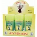 Gel Relax Aloe Vera Expositor