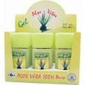 Gel Aloe Vera 100% Expositor