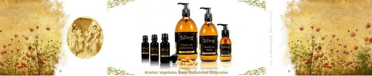 Tacussel Aceites Vegetales Base
