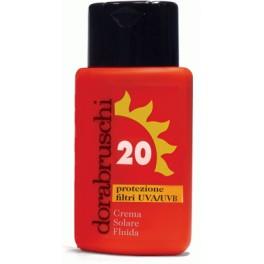 Crema Solar Spf-20 protectora 150 ml.
