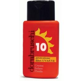 Crema solar Spf-10 protectora 150 ml.