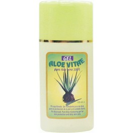 Gel Aloe Vera 100%  125 ml