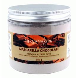 Mascarilla facial Chocolate 250 gr