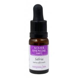 Aceite Esencial de Salvia 10 ml.