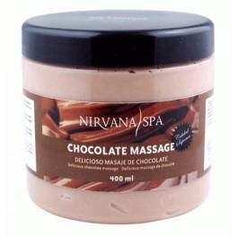 Crema de chocolate energética 400 ml.