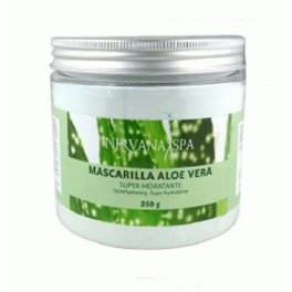 Mascarilla Aloe Vera 250 gr