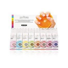 Expositor Set de 24 tratamientos uñas
