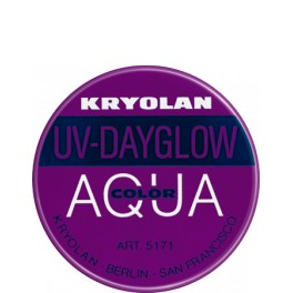 Aquacolor UV Day-glow 8 ml.