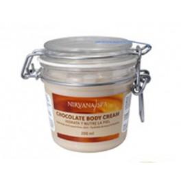Crema corporal de Chocolate 200 ml