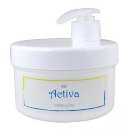 Gel Activa frio 500 ml.
