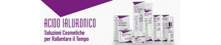 Cosmetica con Acido Hialurónico